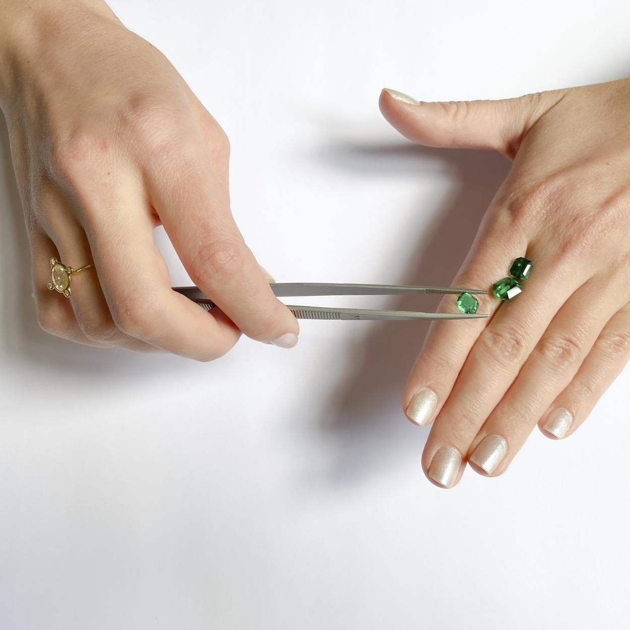 Garaude emeralds