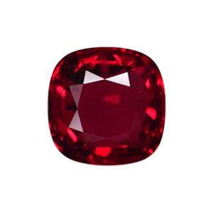 Red Ruby garaude paris