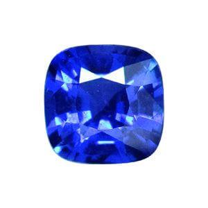 Saphir blue garaude