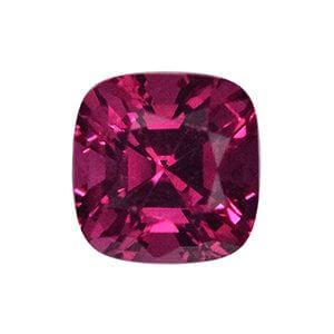 spinel pink rough stone garaude